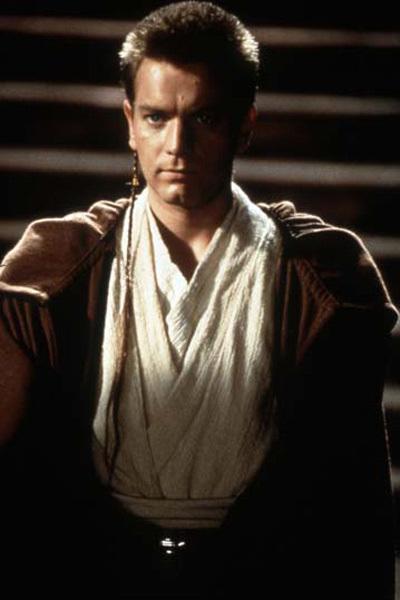 Star Wars : Episode I - La Menace fantôme : Photo Ewan McGregor