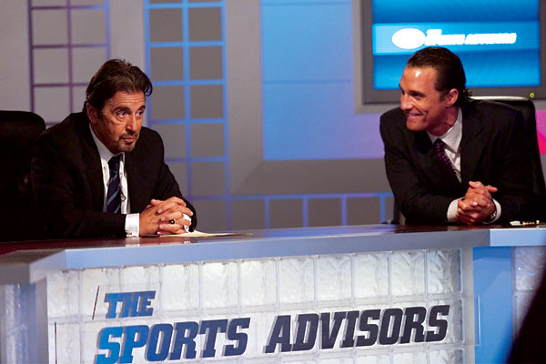 Two for the Money : Photo Al Pacino, Matthew McConaughey