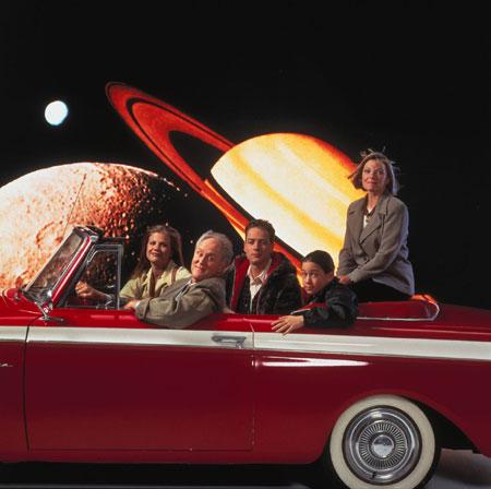3ème planète après le soleil : Photo French Stewart, Jane Curtin, John Lithgow, Joseph Gordon-Levitt, Kristen Johnston