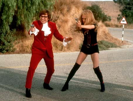 Austin Powers - l'espion qui m'a tirée : Photo Mike Myers