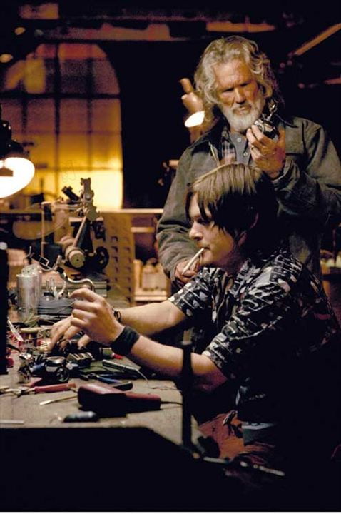 Blade 2 : Photo Kris Kristofferson, Norman Reedus