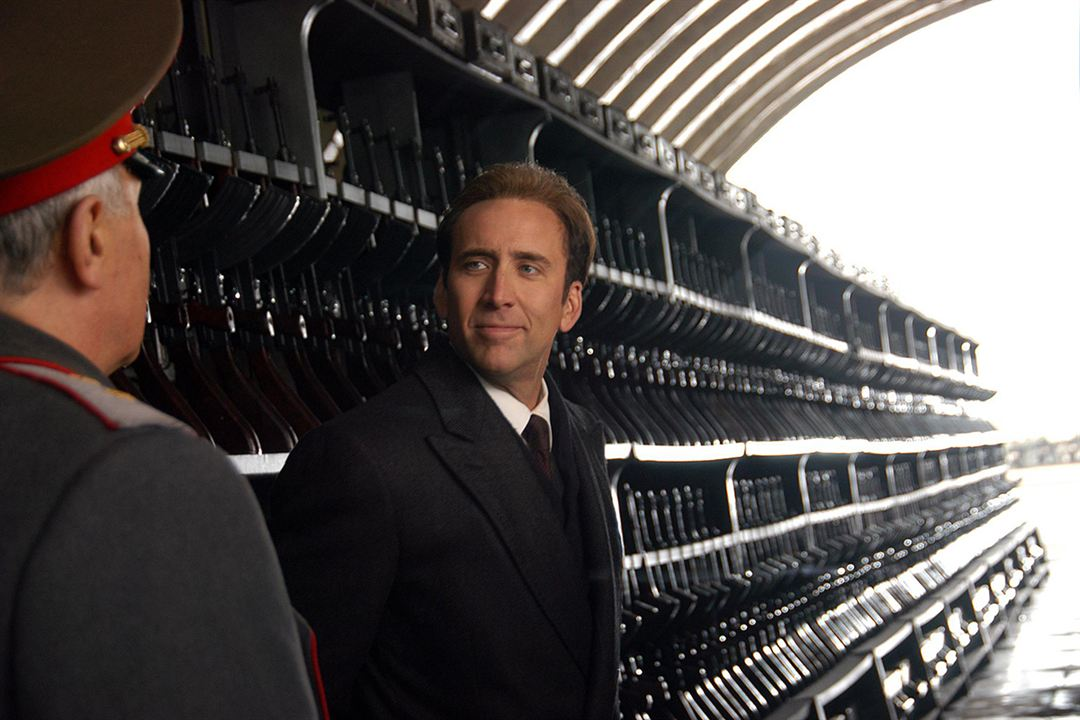 Lord of War : Photo Nicolas Cage