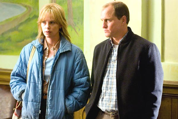 L'Affaire Josey Aimes : Photo Charlize Theron, Woody Harrelson