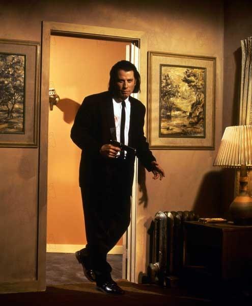 Pulp Fiction : Photo John Travolta