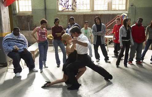 Dance with me : Photo Antonio Banderas, Katya Virshilas, Liz Friedlander