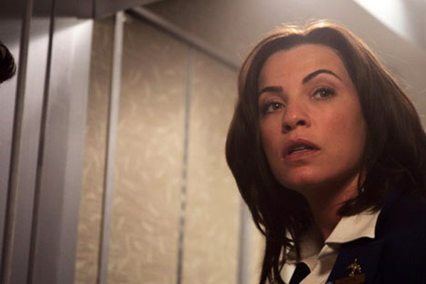Des serpents dans l'avion : Photo David R. Ellis, Julianna Margulies