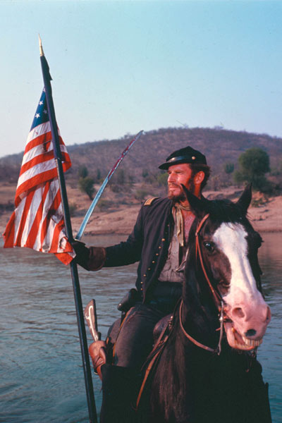 Major Dundee : Photo Charlton Heston