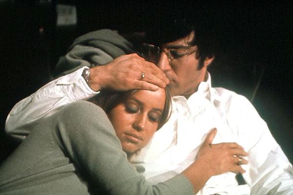 Les Chiens de paille : Photo Dustin Hoffman, Susan George
