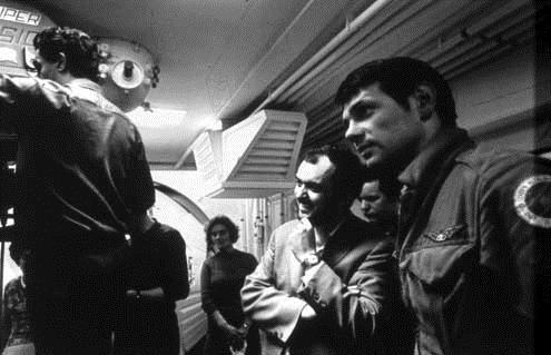 2001 : l'odyssée de l'espace : Photo Stanley Kubrick