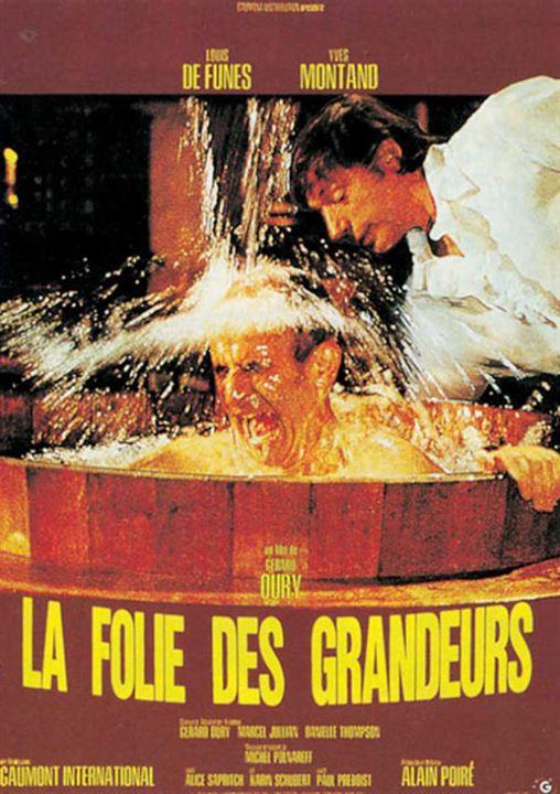 La folie des grandeurs : Affiche Gérard Oury