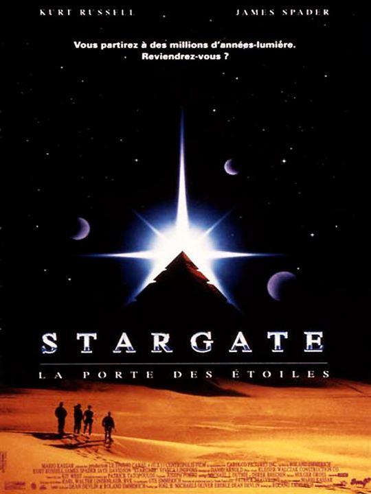 Stargate, la porte des étoiles : Affiche