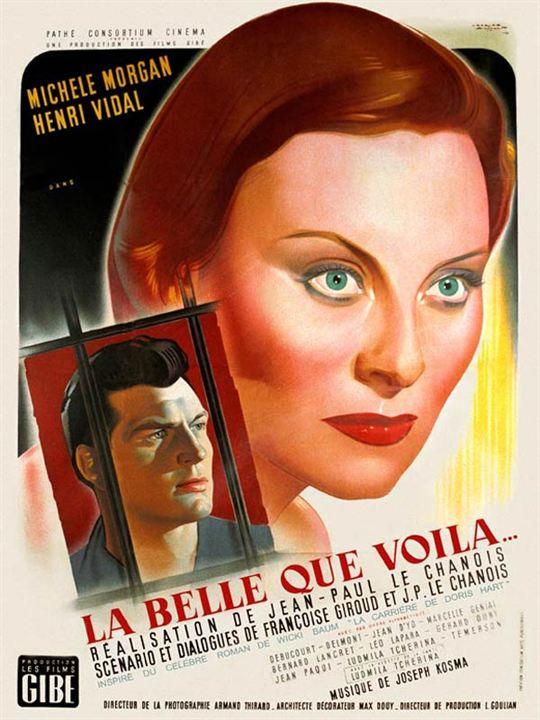 La Belle que voilà : Affiche Jean-Paul Le Chanois