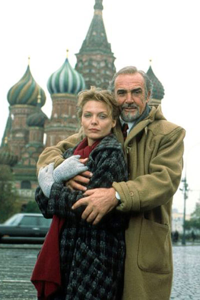La Maison Russie : Photo Fred Schepisi, Michelle Pfeiffer, Sean Connery