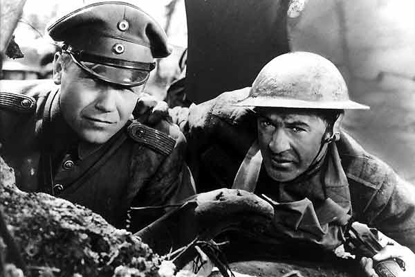Sergent York : Photo Gary Cooper, Howard Hawks, Stanley Ridges