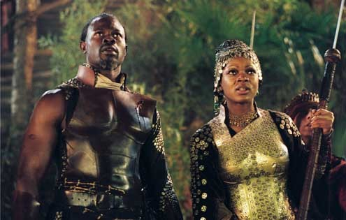 Eragon : Photo Djimon Hounsou, Stefen Fangmeier