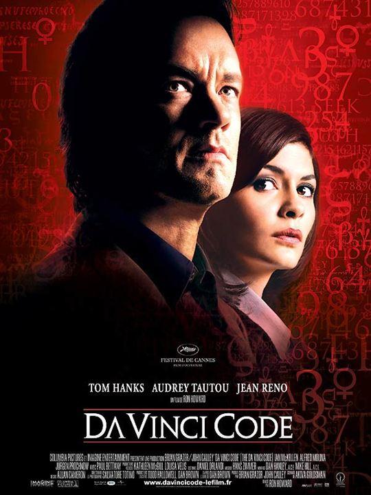 Da Vinci Code : Affiche