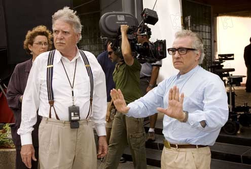 Les Infiltrés : Photo Martin Scorsese