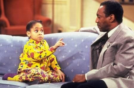 Cosby Show : Photo Bill Cosby, Raven-Symoné