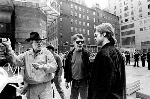 Ennemis rapprochés : Photo Alan J. Pakula, Brad Pitt, Harrison Ford