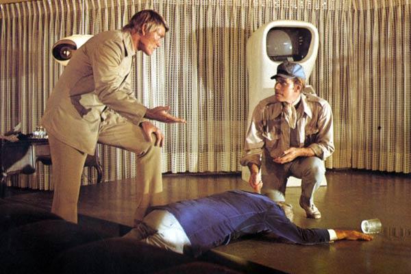 Soleil vert : Photo Charlton Heston, Chuck Connors, Richard Fleischer