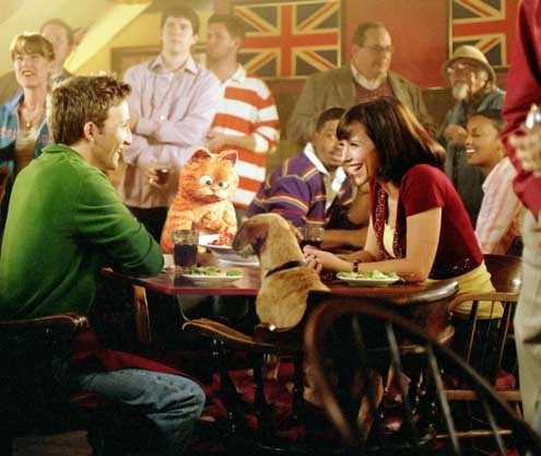 Garfield 2 : Photo Breckin Meyer, Jennifer Love Hewitt, Tim Hill