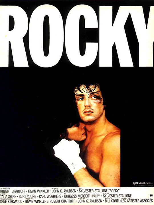 Rocky : affiche