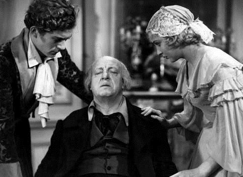 Les Misérables : Photo Harry Baur, Jean Servais, Josseline Gael