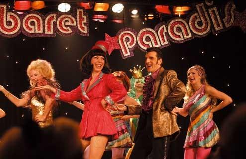 Cabaret Paradis : Photo Corinne Benizio, Gilles Benizio