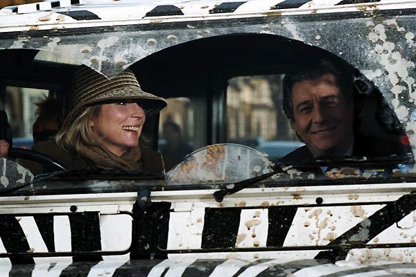 L'Entente cordiale : Photo Christian Clavier, Jennifer Saunders, Vincent de Brus
