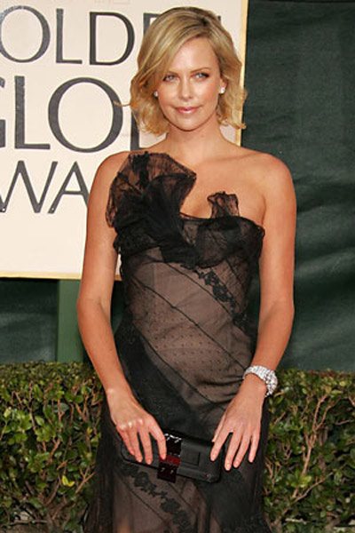 E! Entertainment : Photo Charlize Theron