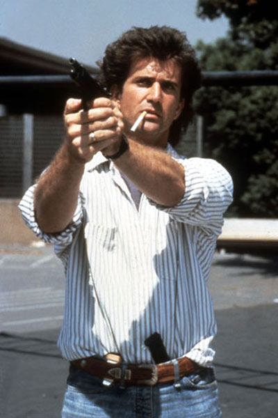 L'Arme fatale 3 : Photo Mel Gibson