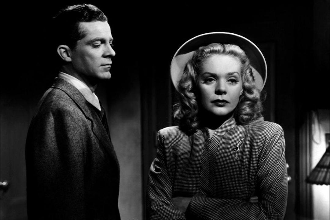 Crime passionnel : Photo Alice Faye, Dana Andrews, Otto Preminger