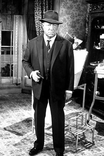 Maigret voit rouge : Photo Gilles Grangier, Jean Gabin