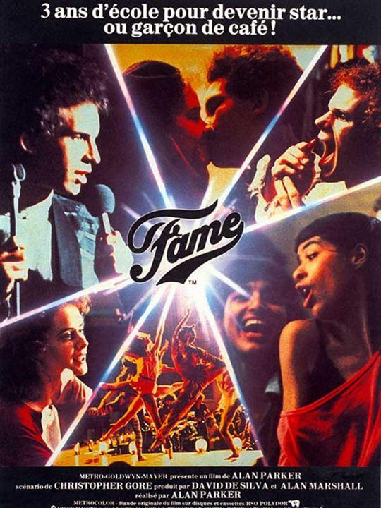 Fame : Affiche