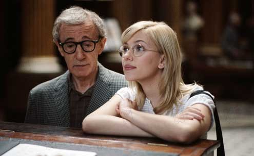 Scoop : Photo Scarlett Johansson, Woody Allen