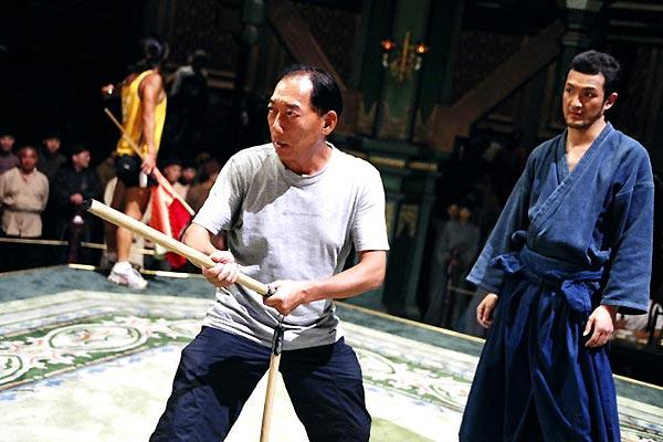 Le Maître d'armes : Photo Ronny Yu, Shido Nakamura, Woo-Ping Yuen