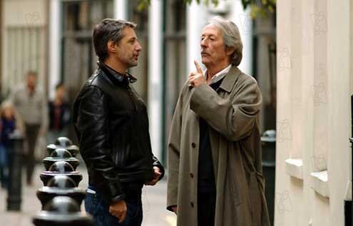 Désaccord parfait : Photo Antoine de Caunes, Jean Rochefort