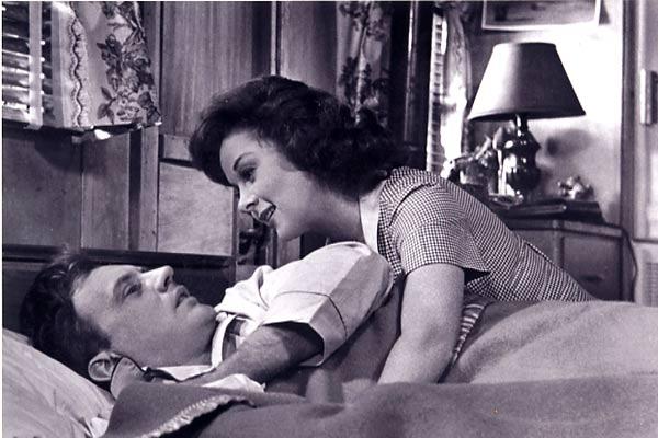 Les Indomptables : Photo Arthur Kennedy, Nicholas Ray, Susan Hayward