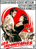 Affichette (film) - FILM - Les Indomptables : 975