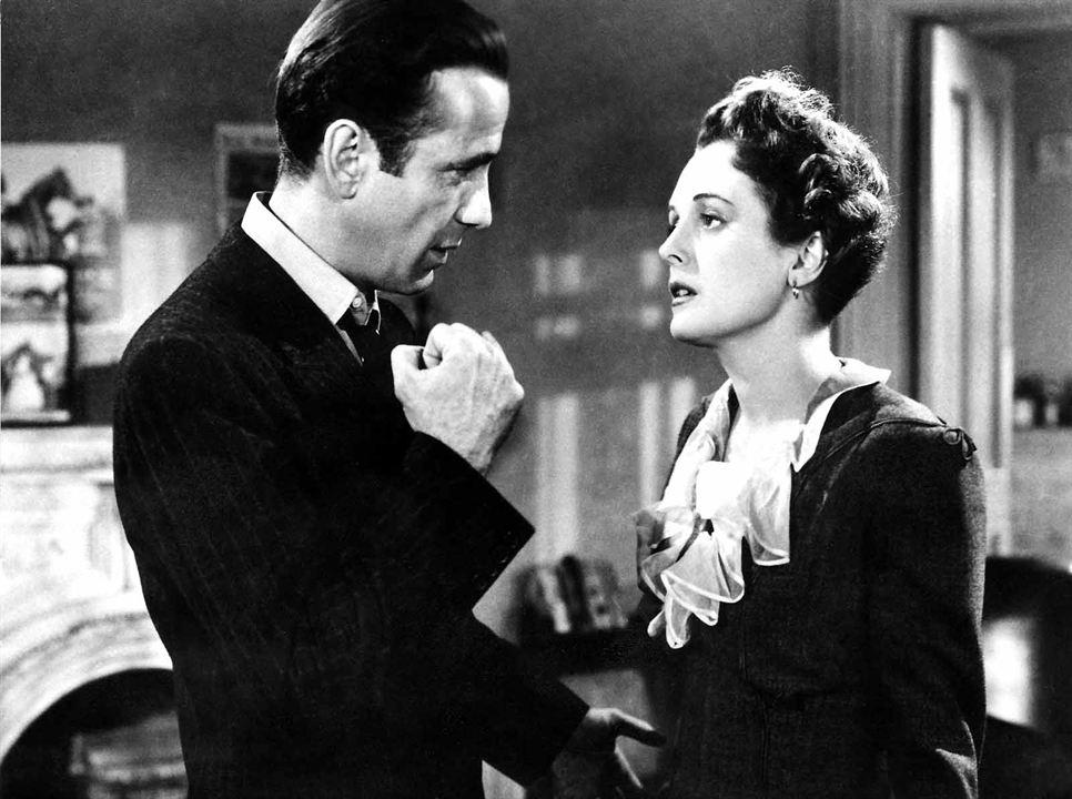 Le Faucon maltais : Photo Humphrey Bogart, John Huston, Mary Astor