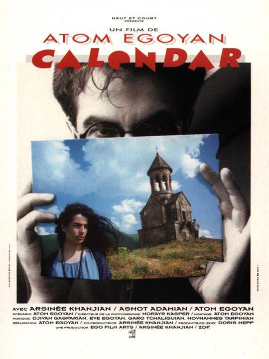 Calendar : Affiche