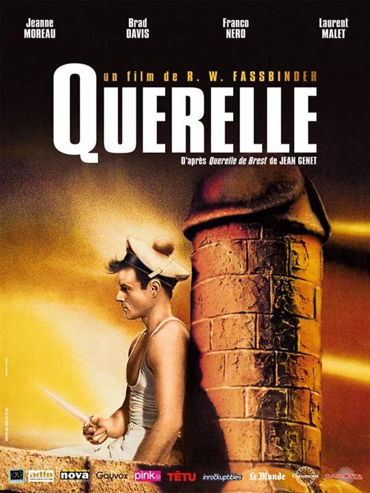 Querelle : Affiche Rainer Werner Fassbinder