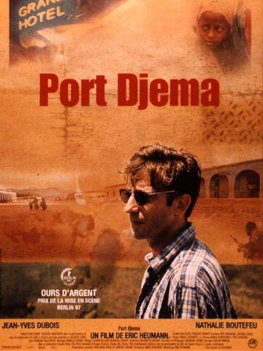Port Djema : affiche