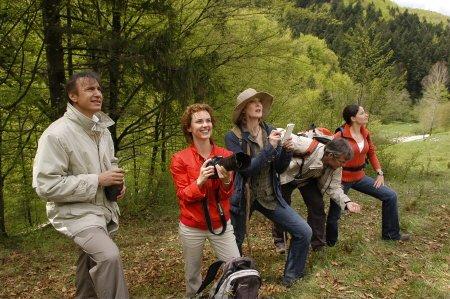 La Voie de Laura : Photo Agnès Soral, Delphine Zentout, Denis Karvil, Marie Gillain, Olivier Pages
