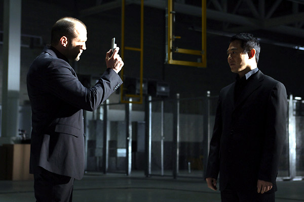 Rogue l'ultime affrontement : Photo Jason Statham, Jet Li, Philip Atwell