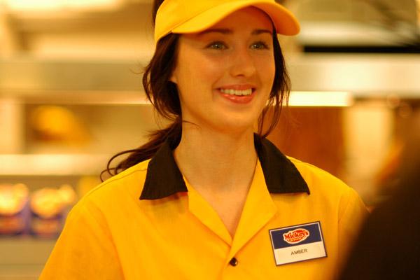 Fast Food Nation : Photo Ashley Johnson