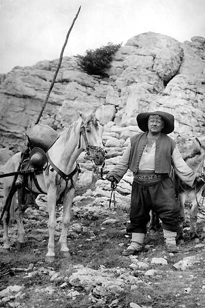 Don Quichotte : Photo Grigori Kozintsev