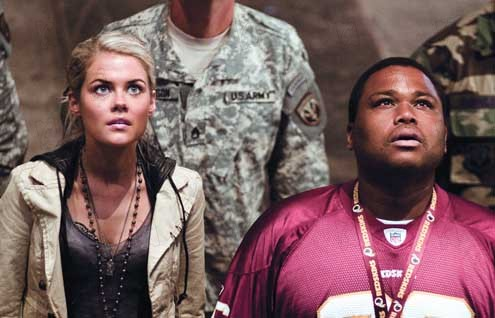 Transformers : Photo Anthony Anderson, Rachael Taylor