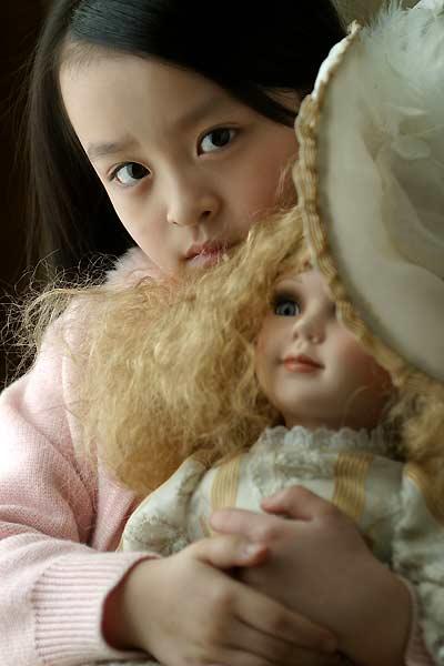 Les Enfants invisibles : Photo John Woo, Ridley Scott