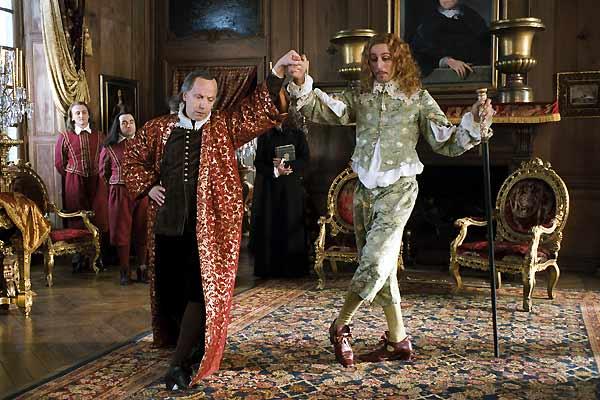 Molière : Photo Arié Elmaleh, Fabrice Luchini